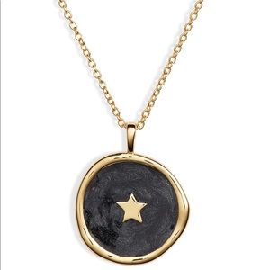 Gorjana Star Coin Necklace 🆕